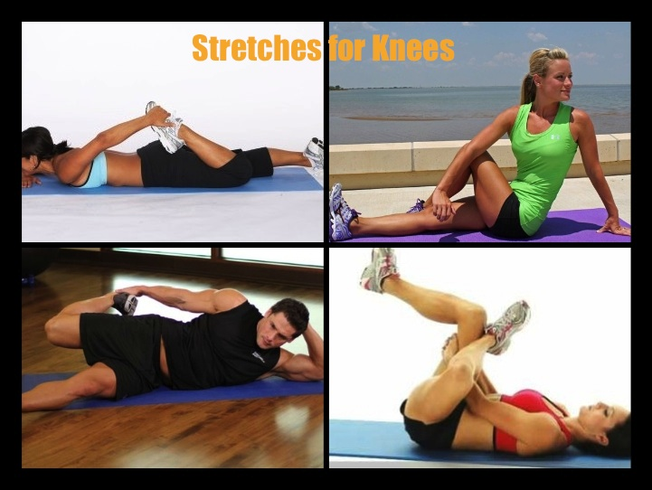 stretches for knees