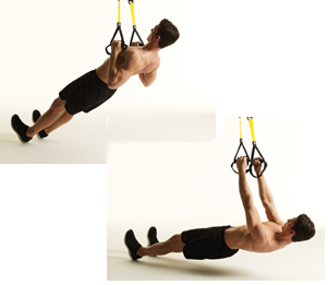 How To Do A TRX Pull-Up - JohnnyFit