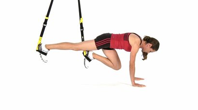 TRX Single Knee Tucks