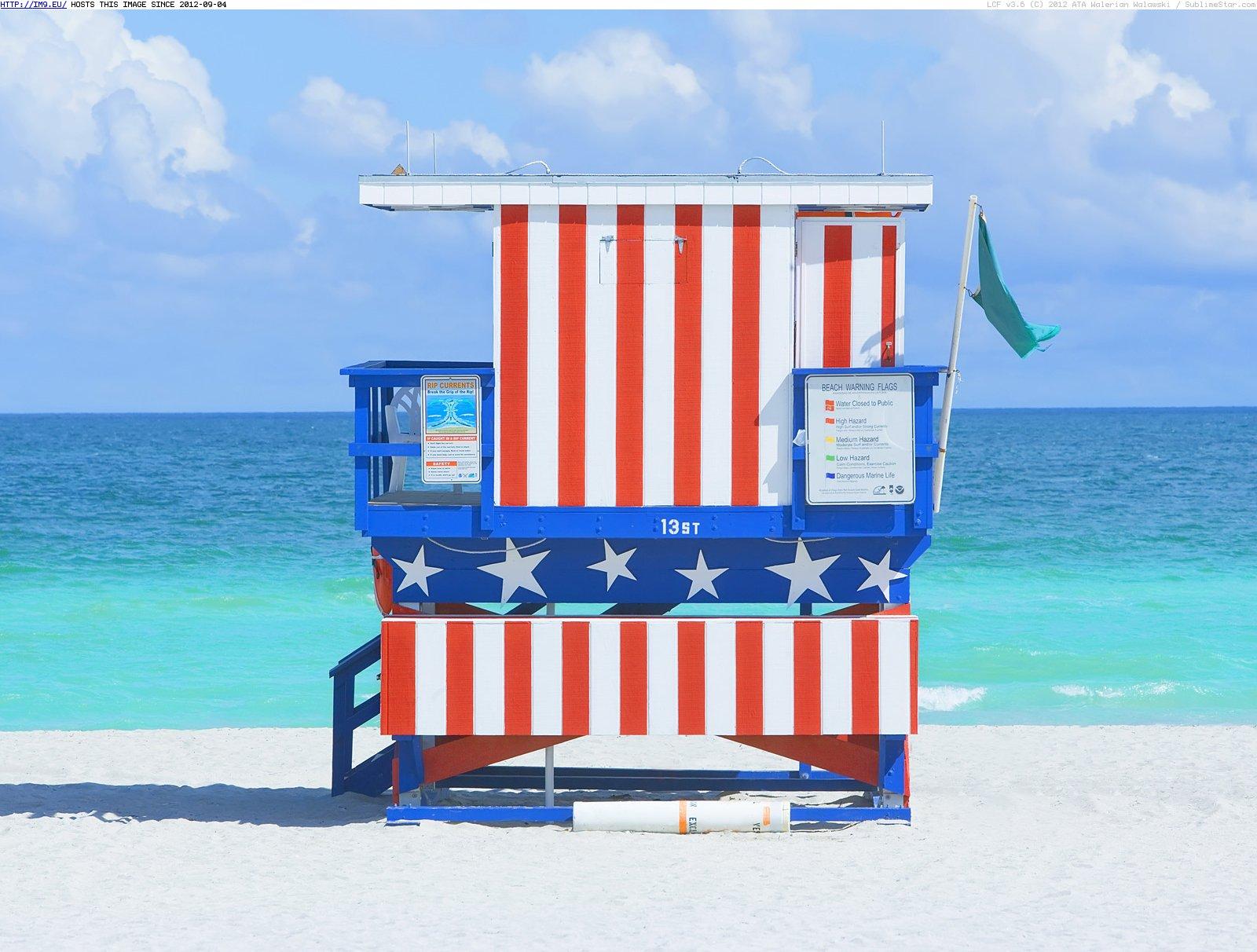 miami-beach-lifeguard-tower-13th-street – KatSized