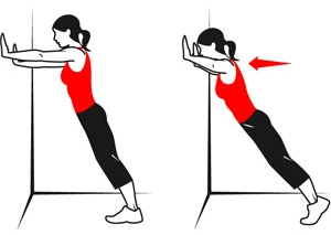 wall-push-up