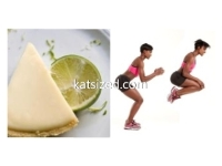 key lime pie_knee tuck