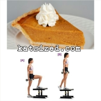 step up and sweet potato pie