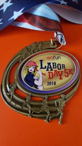 Labor Day 5K 2018 2